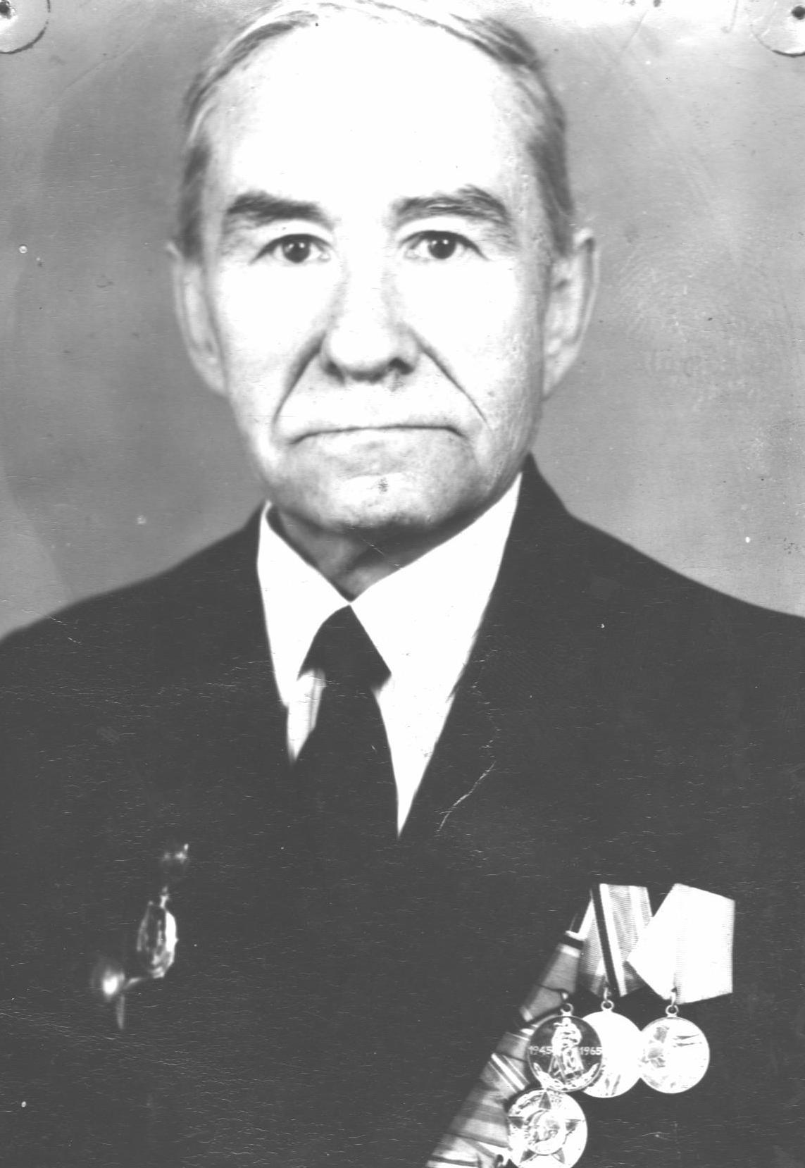 Агафонов Виктор Иванович