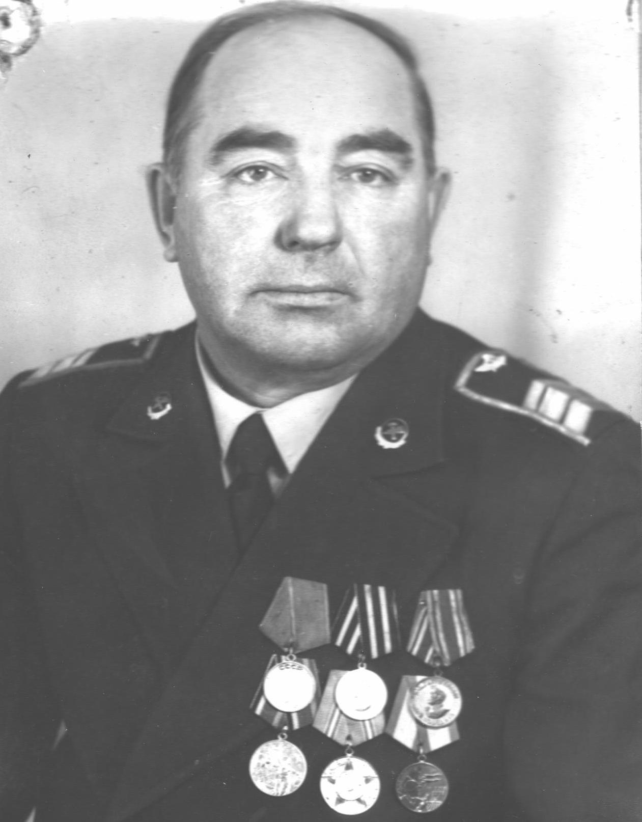 Черных Михаил Григорьевич