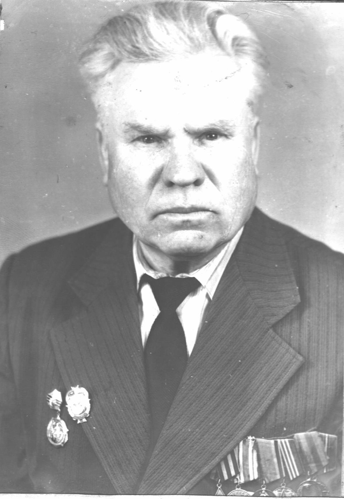 Чернов Алексей Михайлович