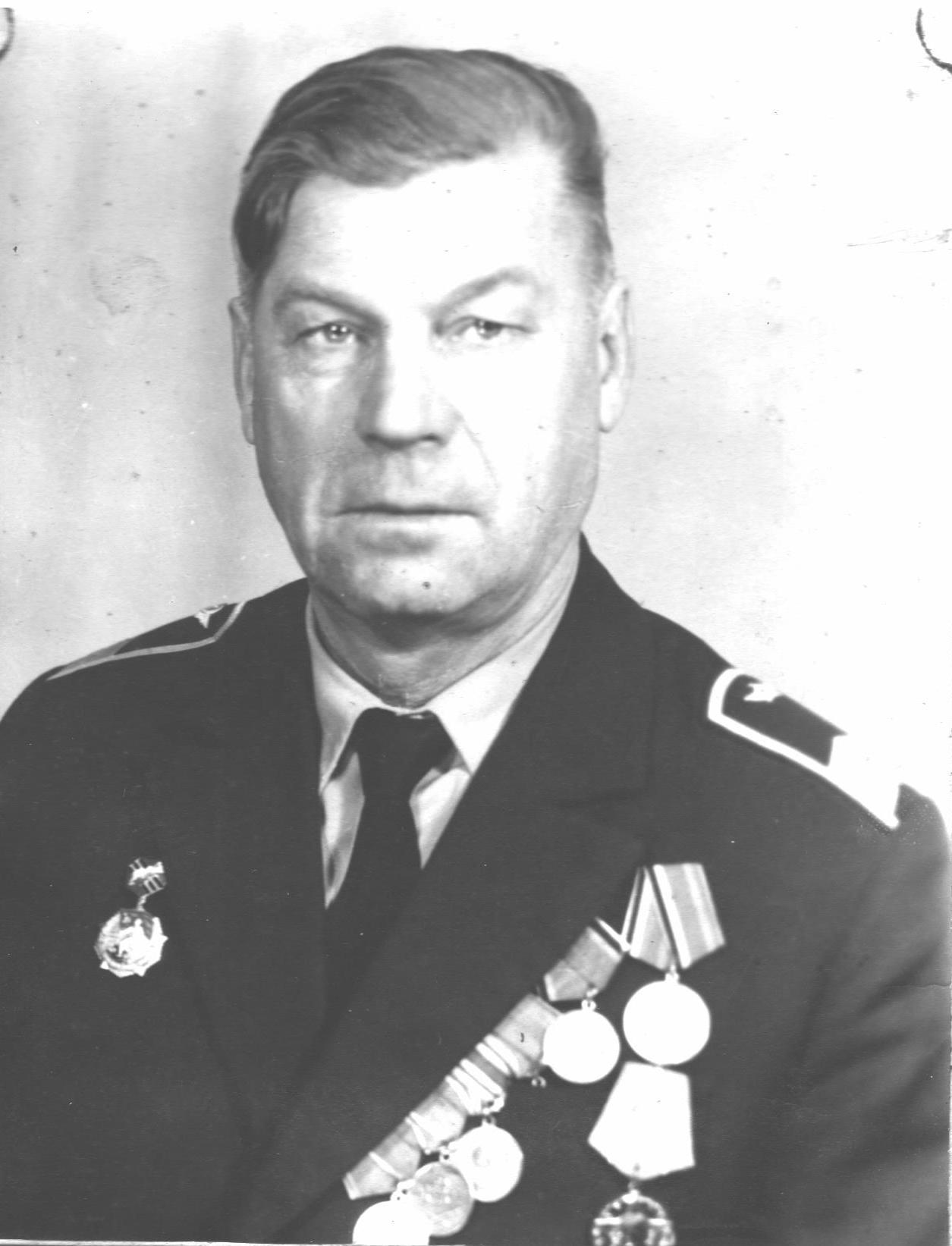 Фёдоров Сергей Фёдорович
