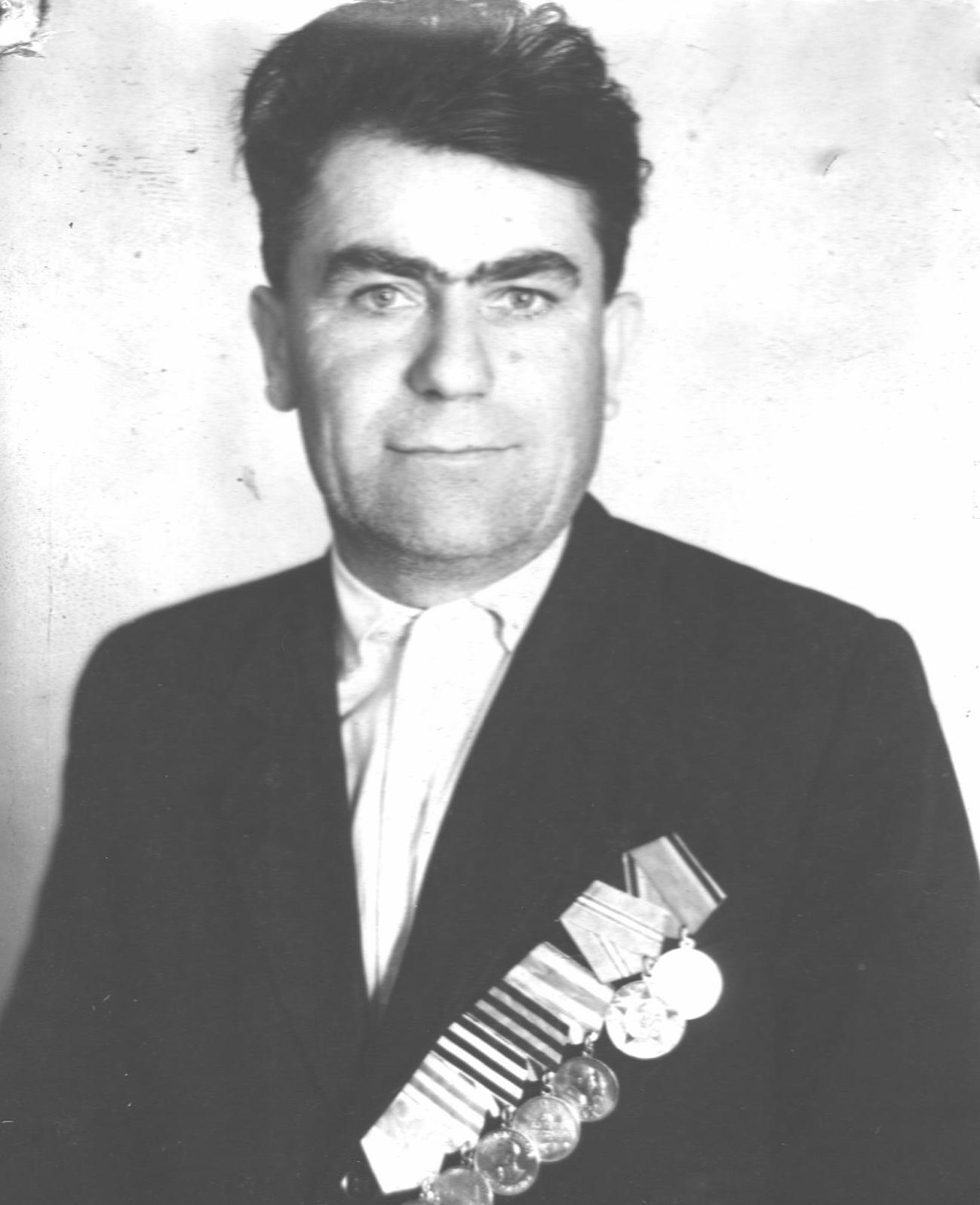 Гадзюра Прокофий Михайлович