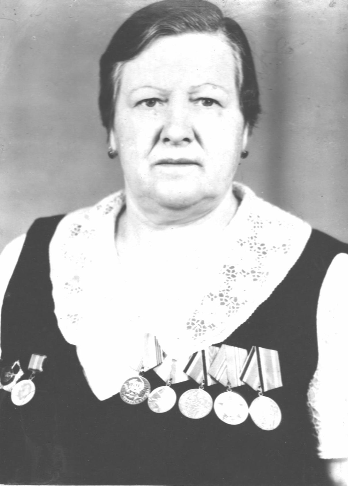 Гоменюк Зинаида Филимоновна