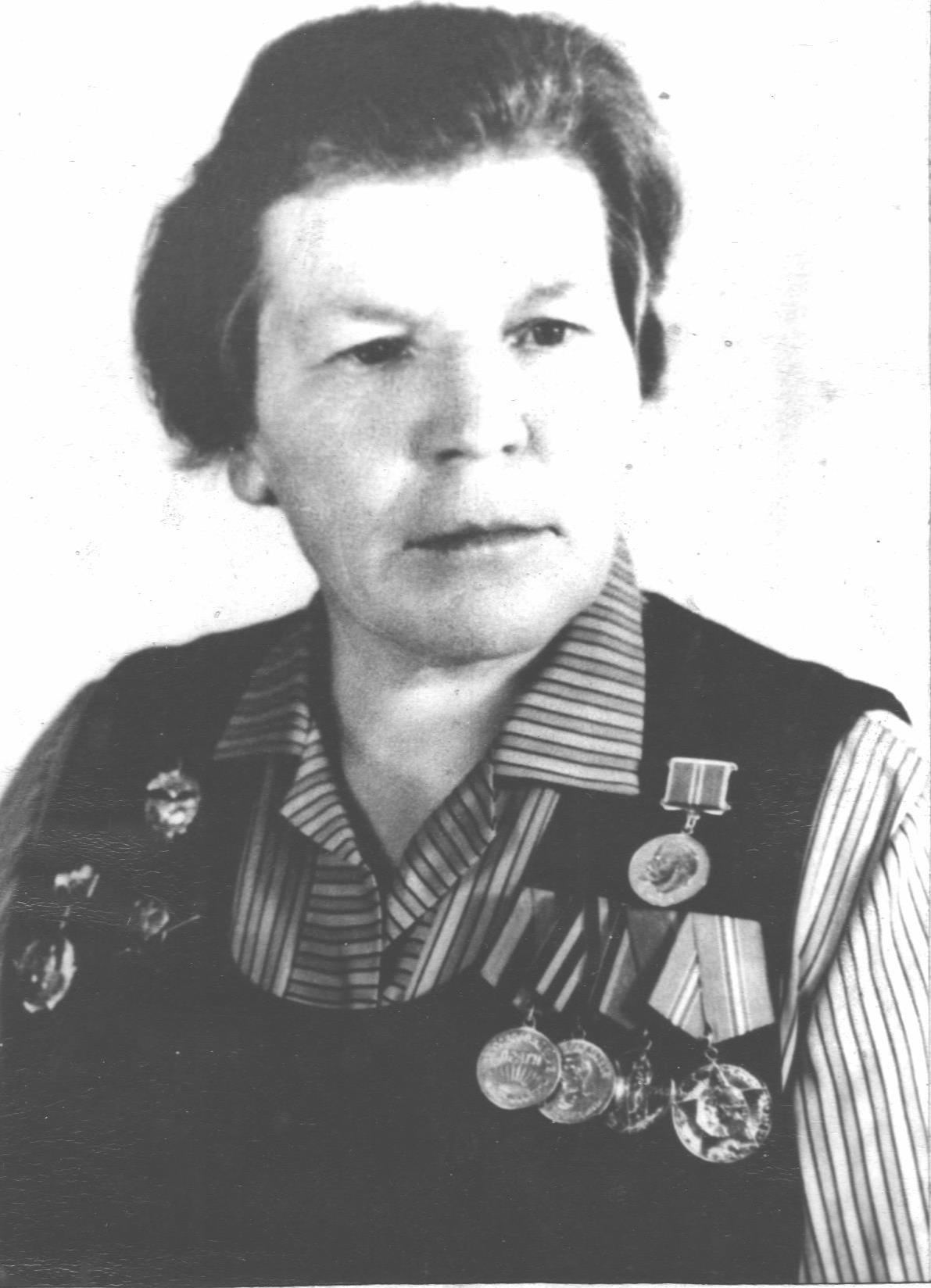 Гончарова Анна Георгиевна