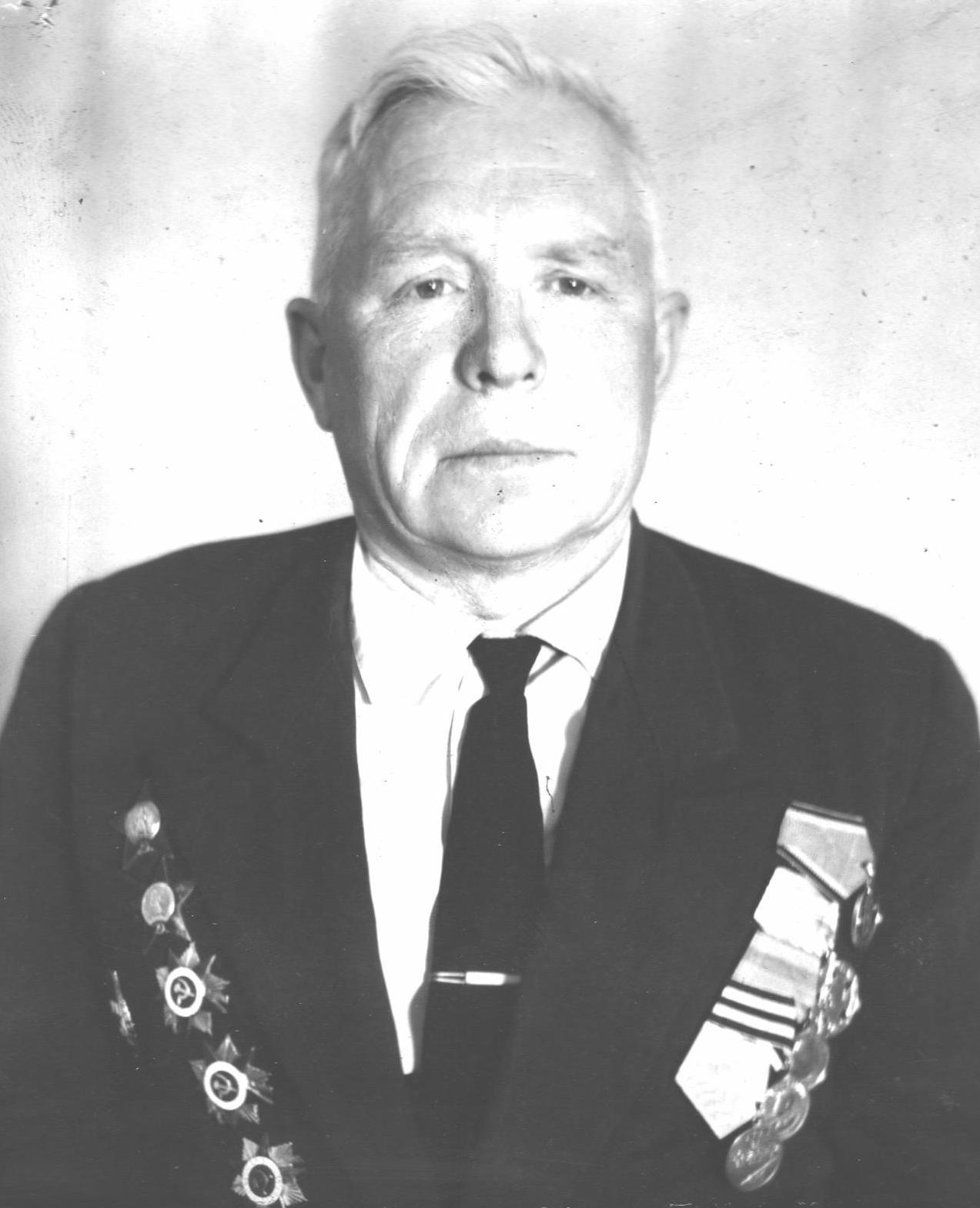 Ильин  Константин  Васильевич