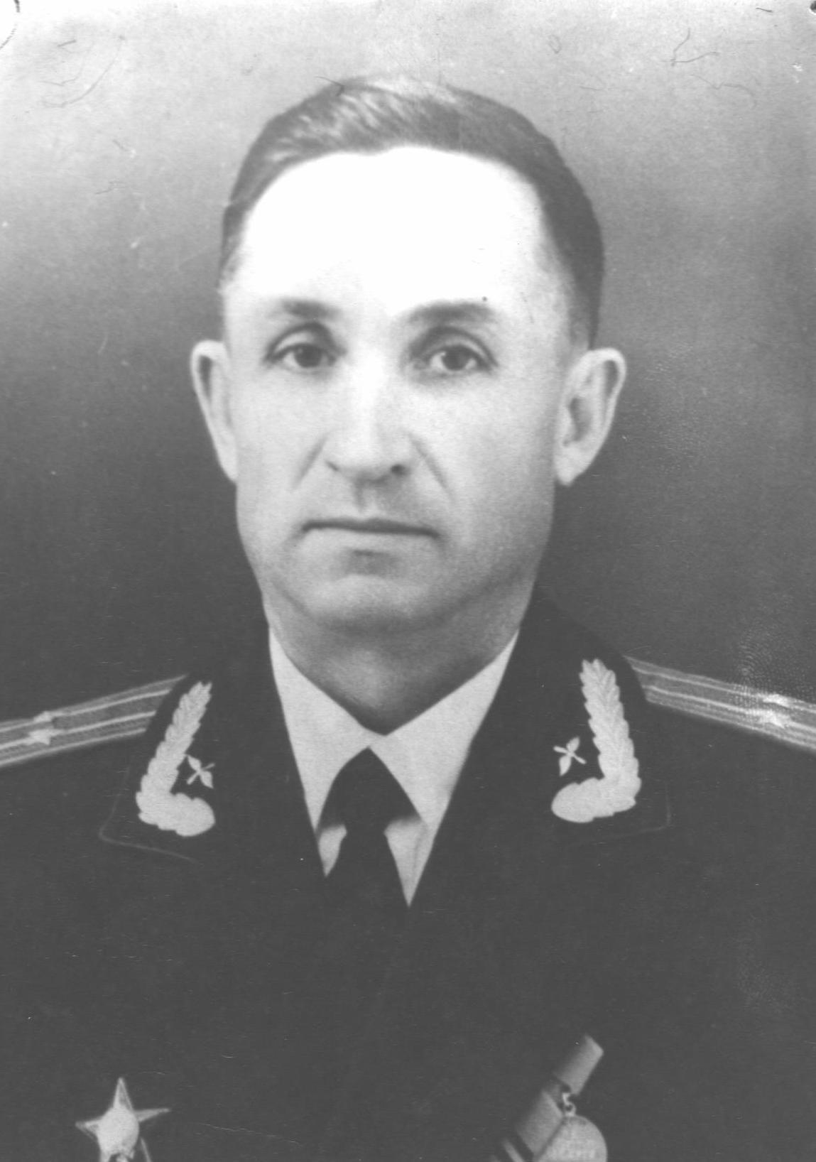 Косьяненко Алексей Романович