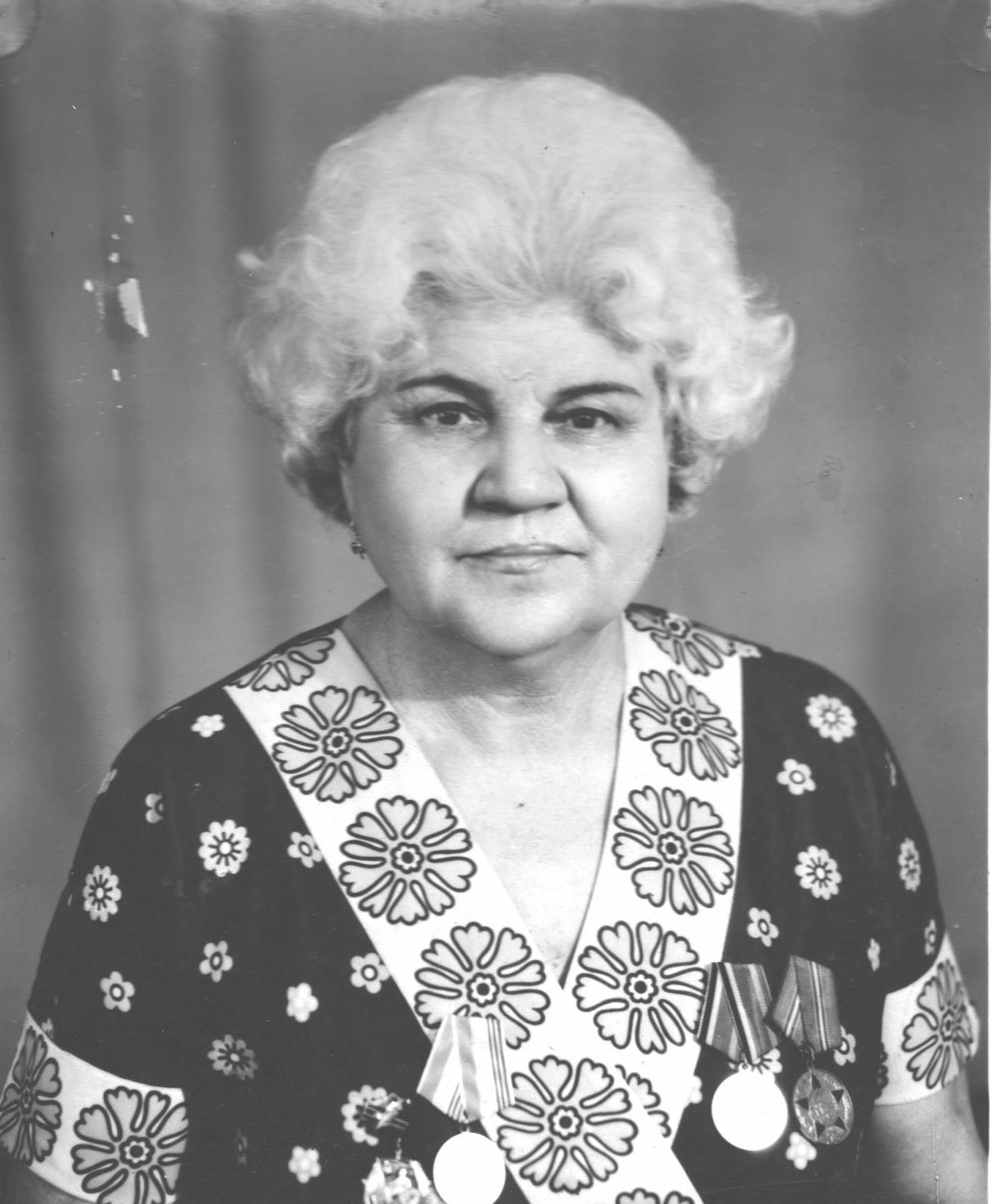 Колбас Полина Ивановна