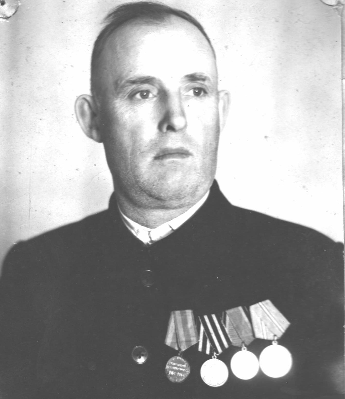 И.Т. Мамонтов