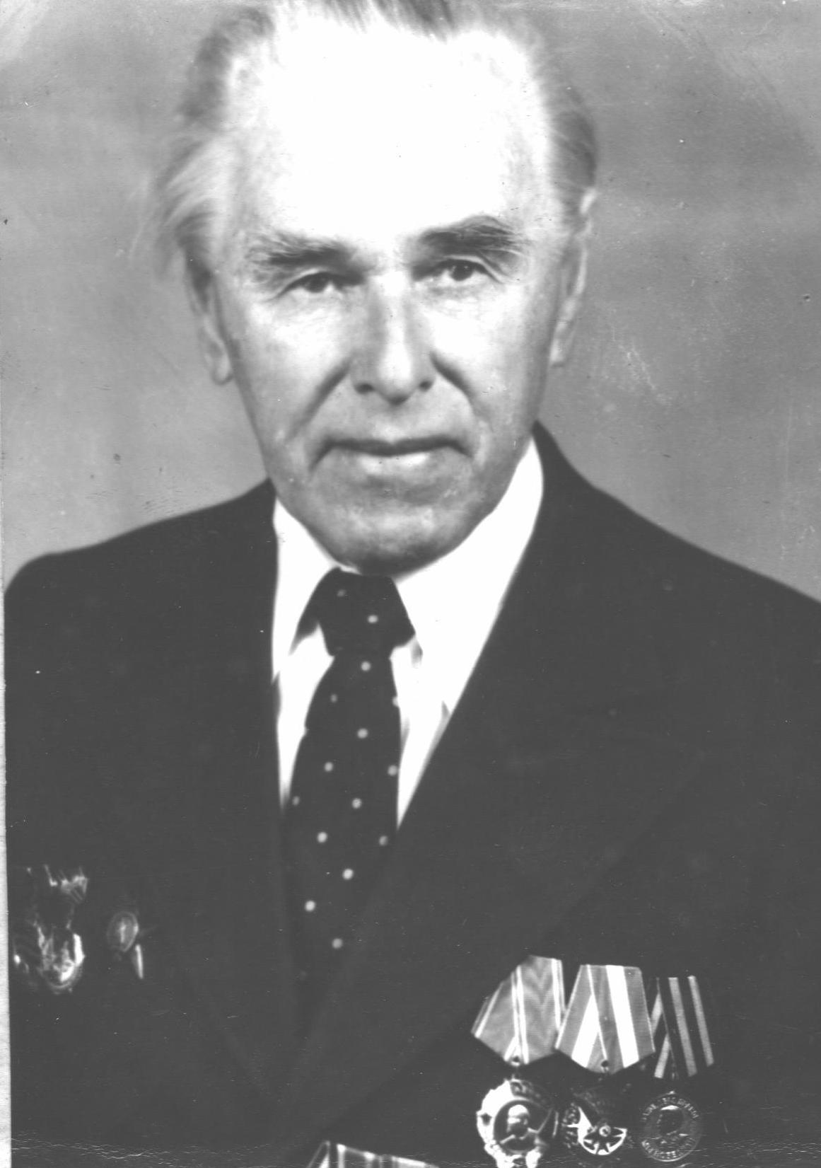 Осокин Виктор Петрович