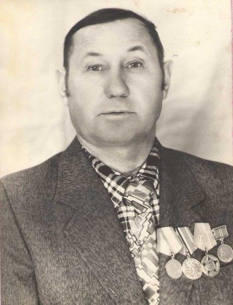 Рябов Виктор Никифорович