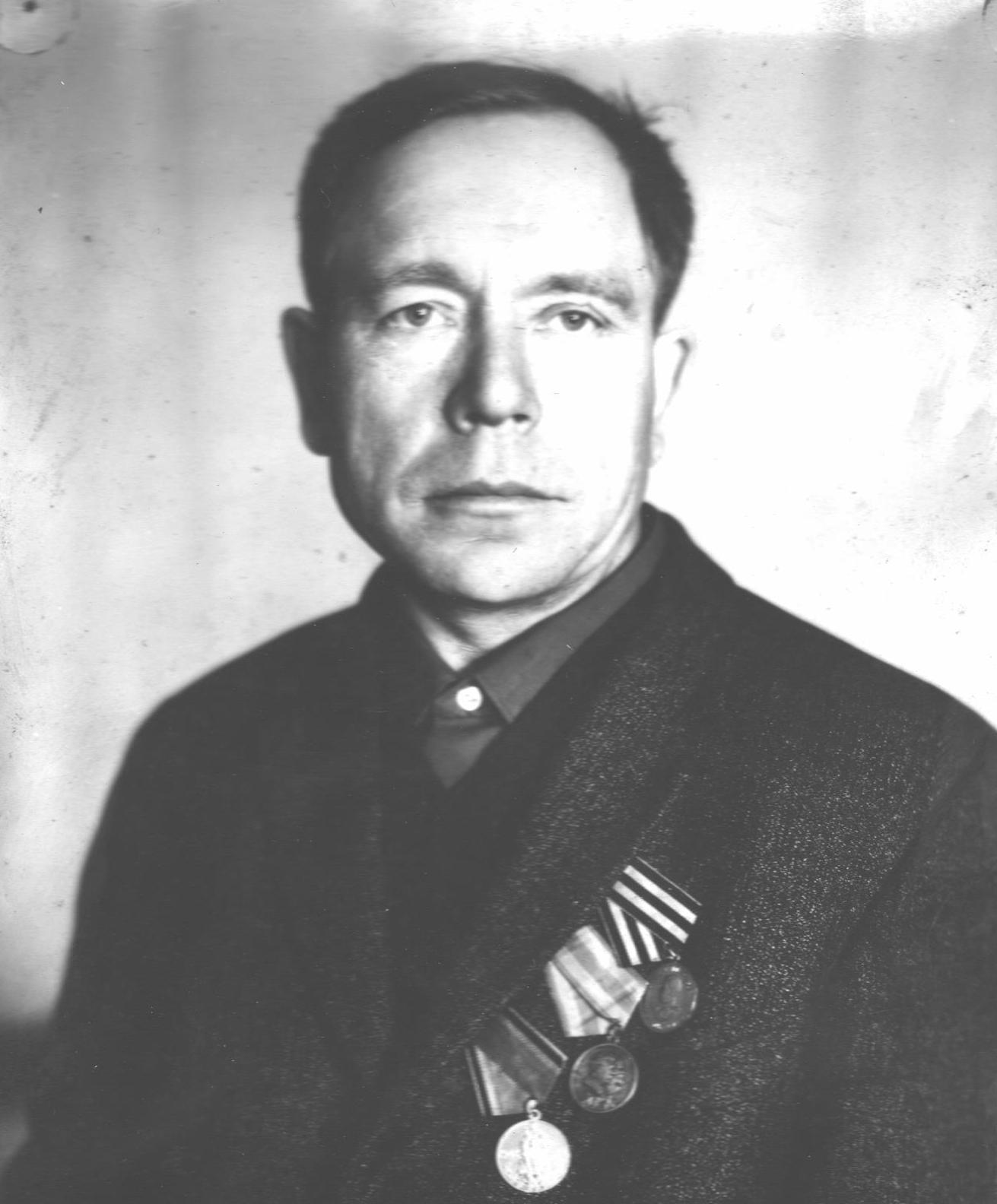 И.П. Рябов