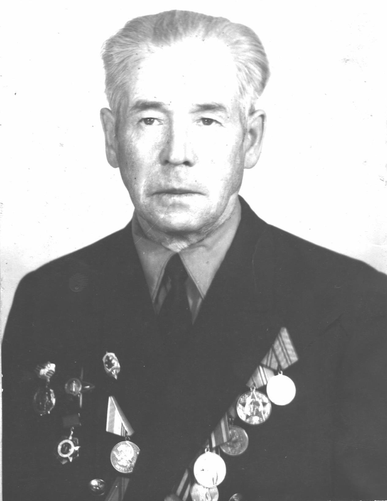 Шульга Дмитрий Ефимович