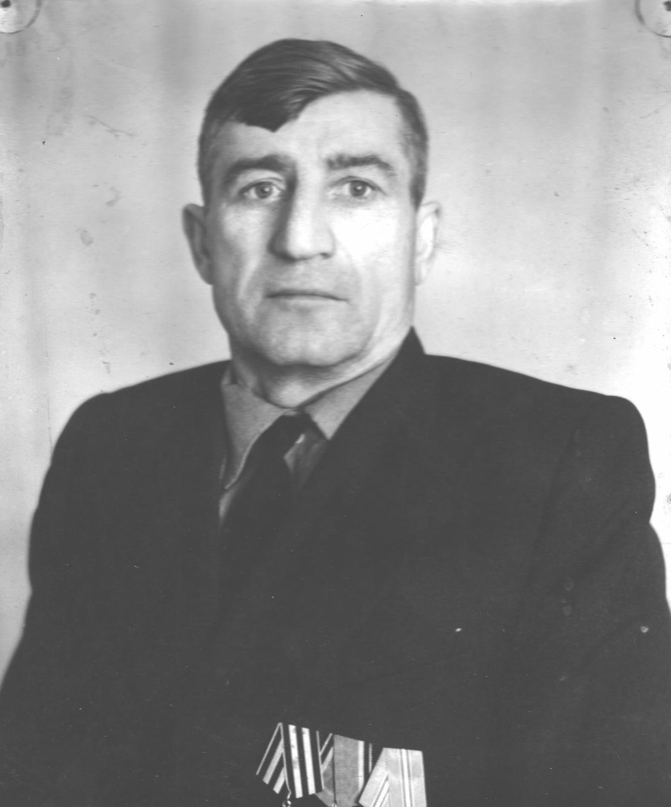 Н.С. Сорокин