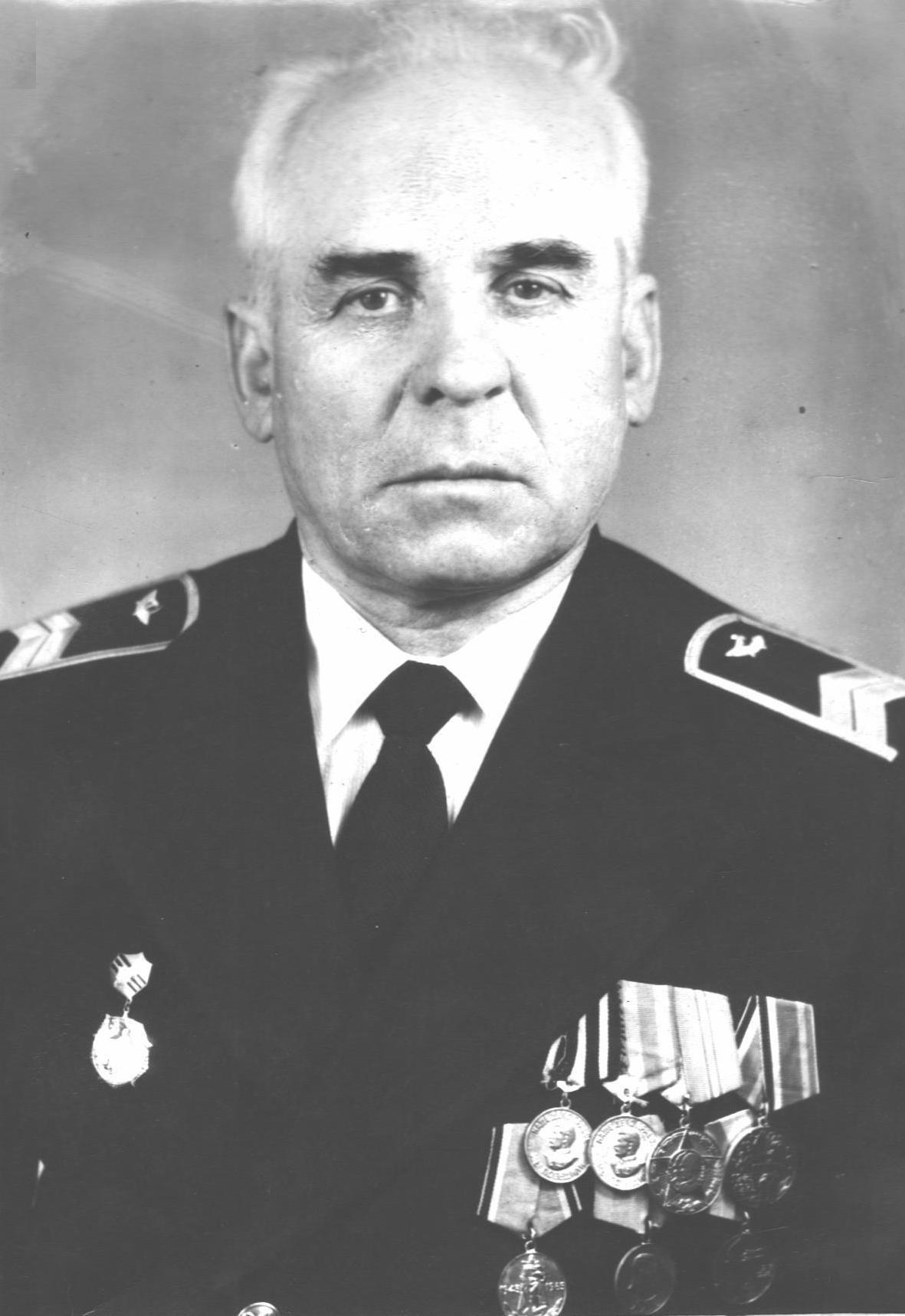 Светлов Борис Семенович