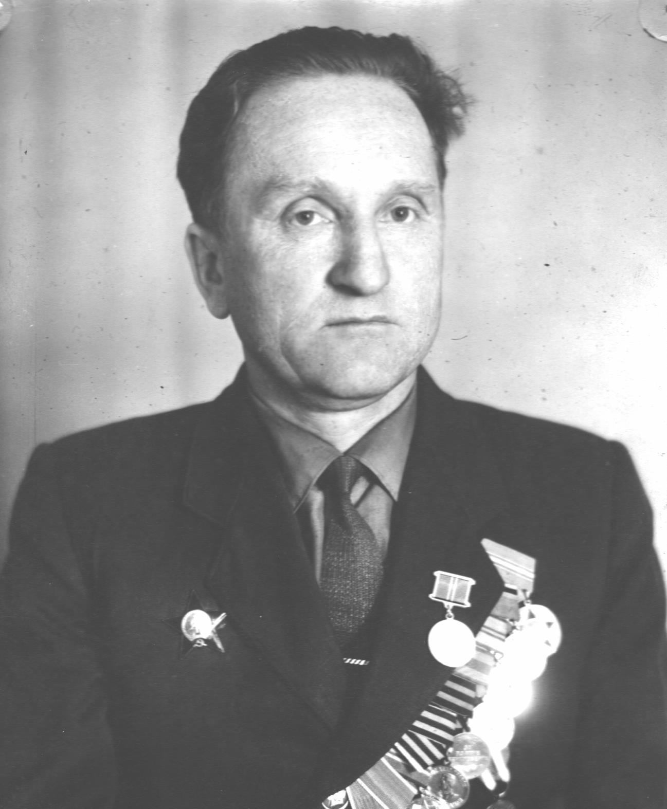 И.И. Уривский