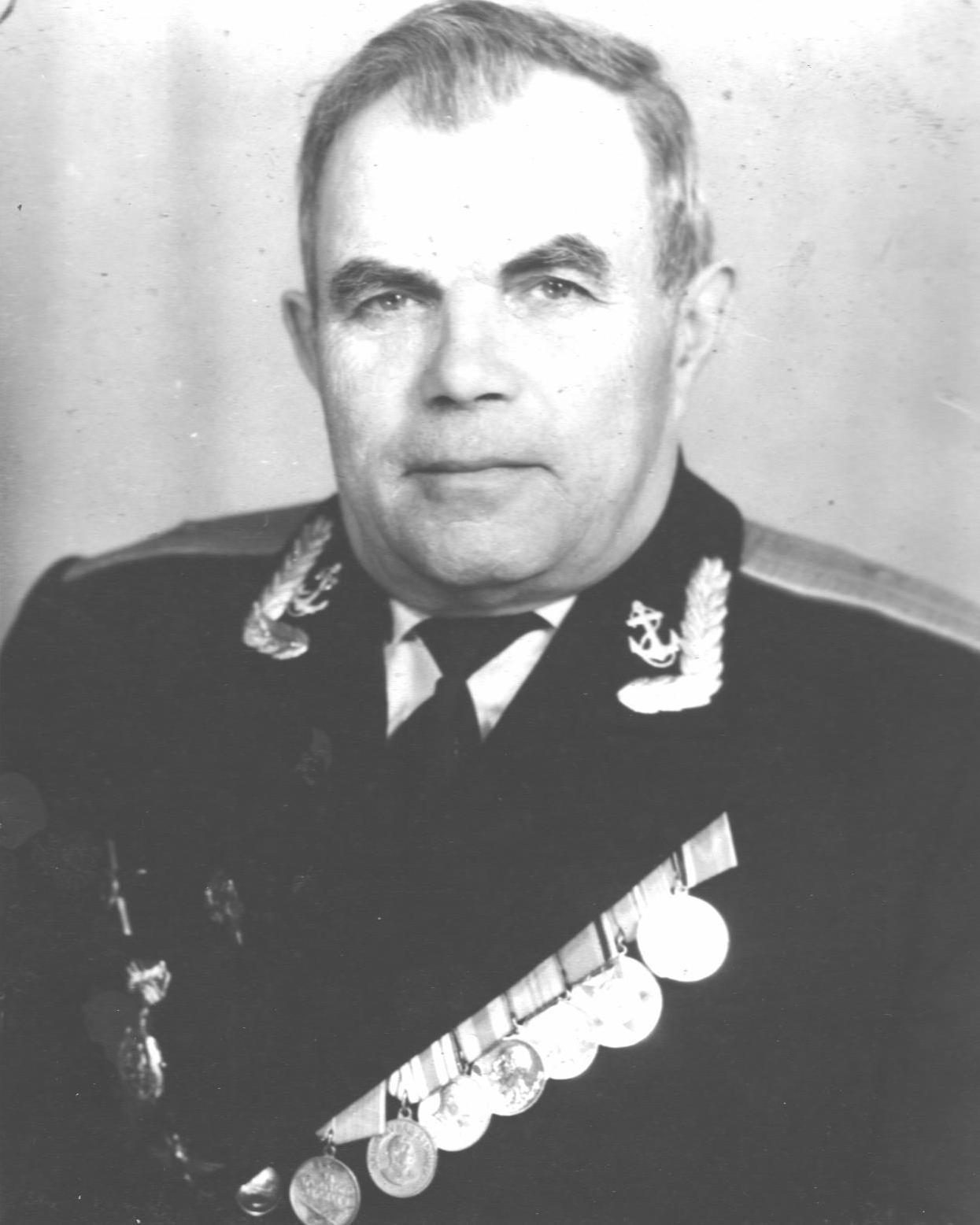 Васильев Николай Сергеевич