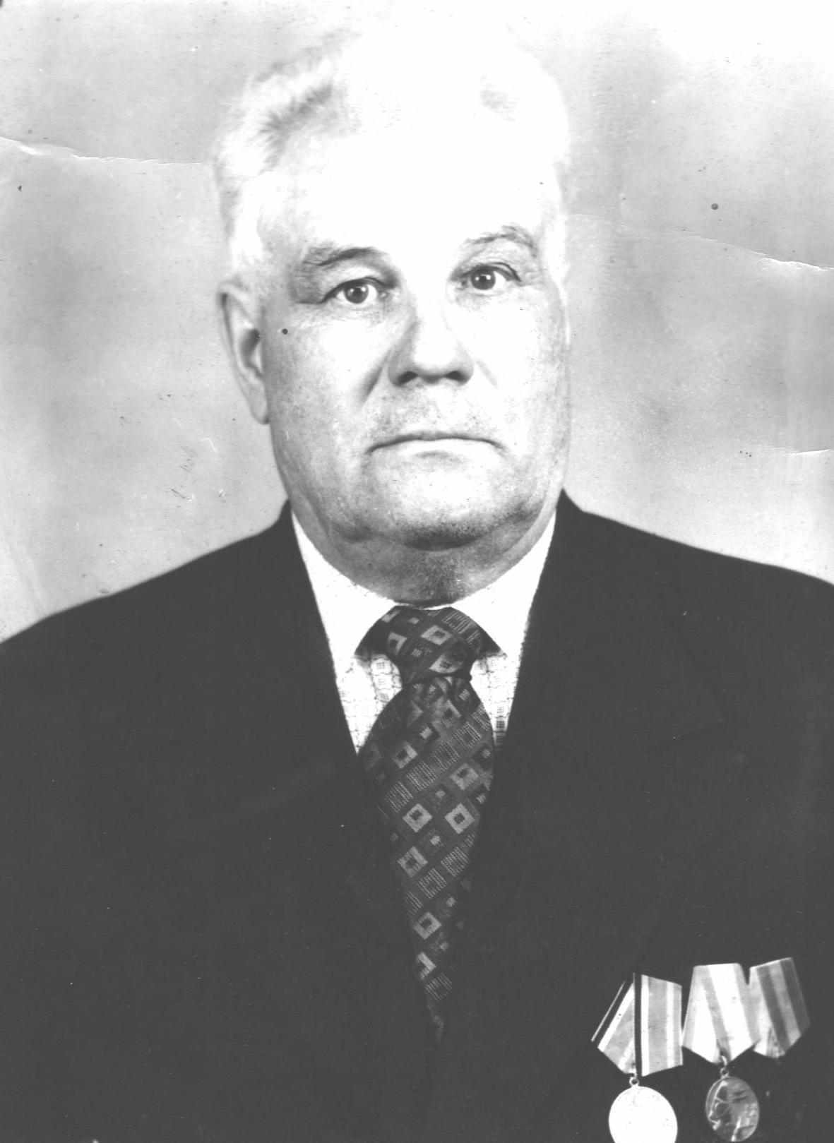 Н.Я. Воронков