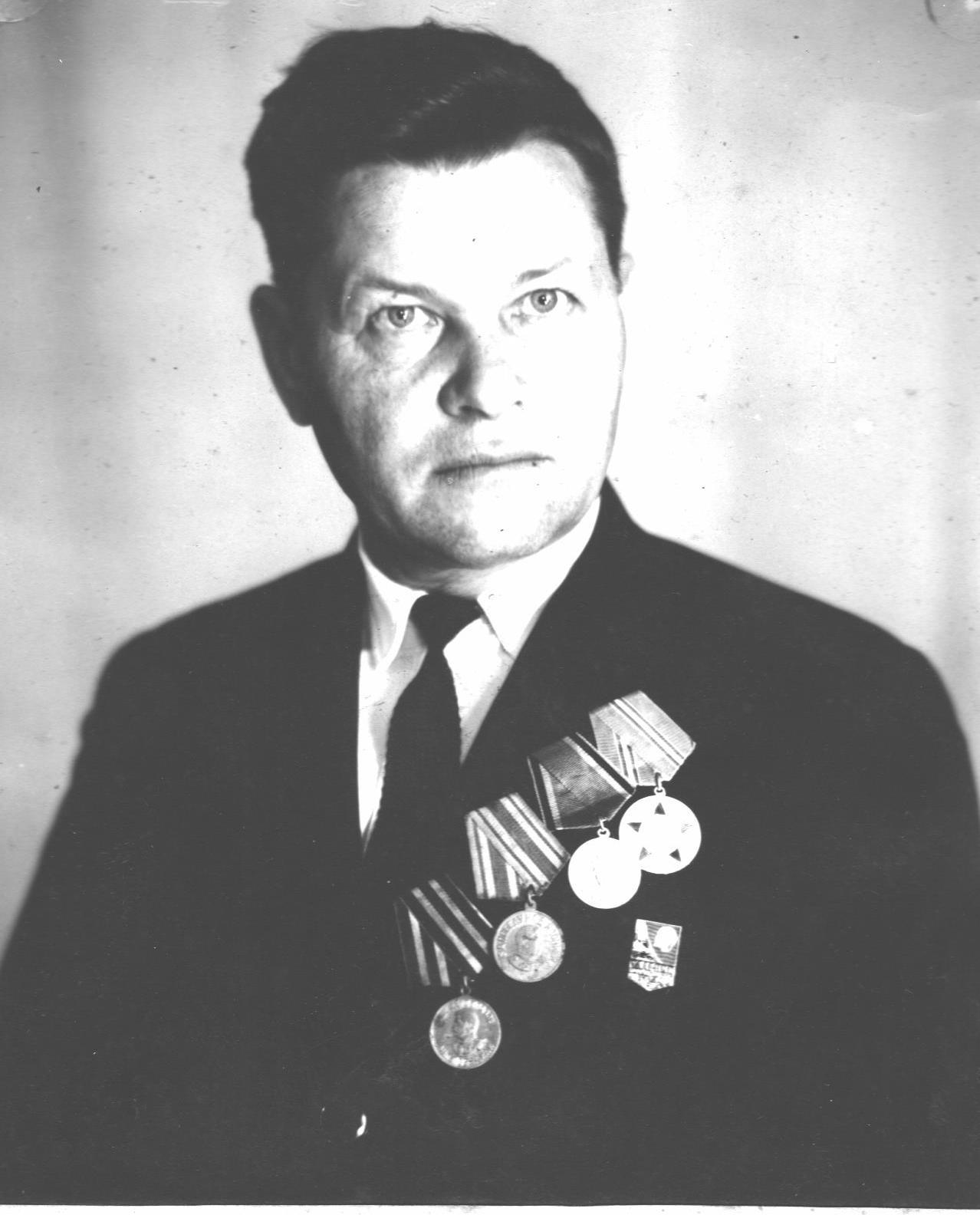 А.И. Воронков