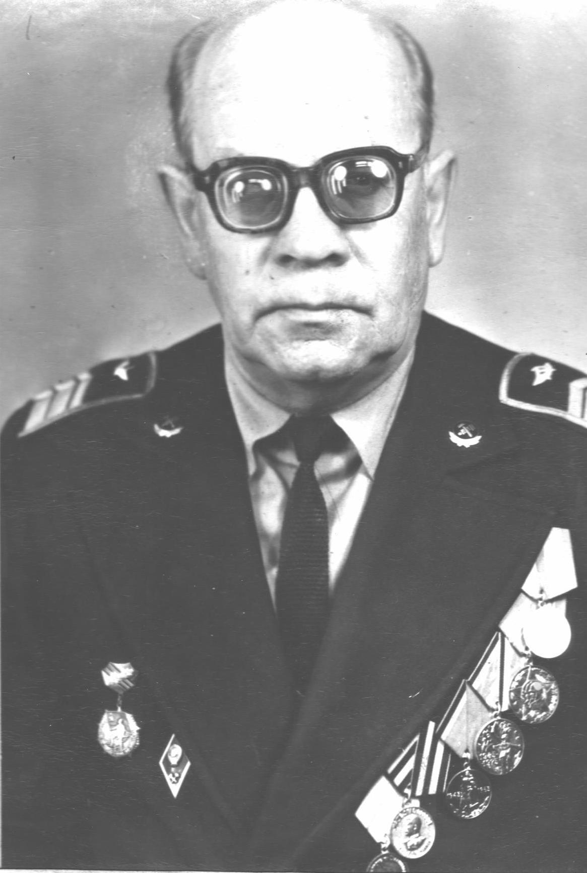 С.Н. Яркин