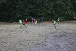 второе футбольное поле