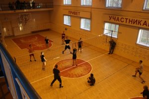 Чемпионат колледжа по волейболу