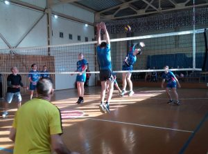 Турнир по волейболу, посвященный памяти полного кавалера ордена Славы П. С. Плужникова