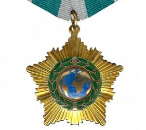 Ректор МГТУ ГА Борис Елисеев награжден Орденом Дружбы