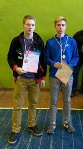 Соревнования по настольному теннису в зачёт 26-х областных спортивных игр среди студентов профессиональных образовательных организаций