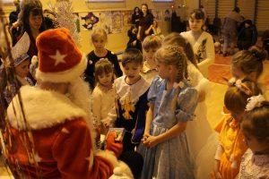 В гостях у новогодней сказки