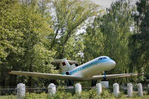 Торжественные мероприятия, посвященные 60-летию Кирсановского авиационного технического колледжа