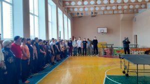 Состоялись соревнования по шахматам и настольному теннису среди трудовых коллективов и обучающейся молодёжи в зачёт Спартакиады
