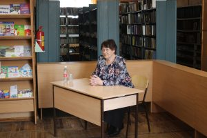 Встреча курсантов с Варениченко Галиной Андреевной