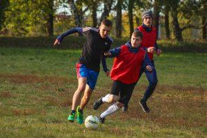 Завершилось первенство колледжа по мини-футболу