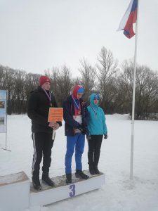 Соревнования по биатлону среди трудовых коллективов и обучающейся молодёжи города в зачёт Спартакиады