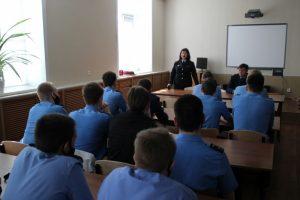 Профилактические мероприятия в Кирсановском авиационном техническом колледже – филиале МГТУ ГА